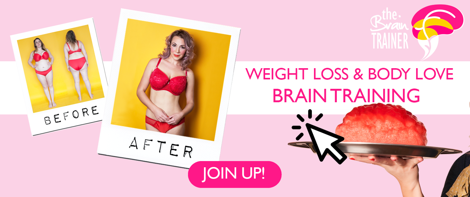 brain trainer weight loss programme body love